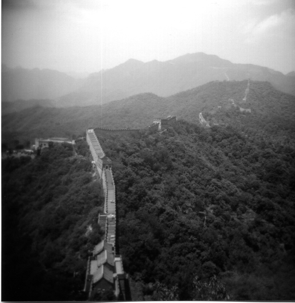 Great Wall of China II (Mutianyu), 2007