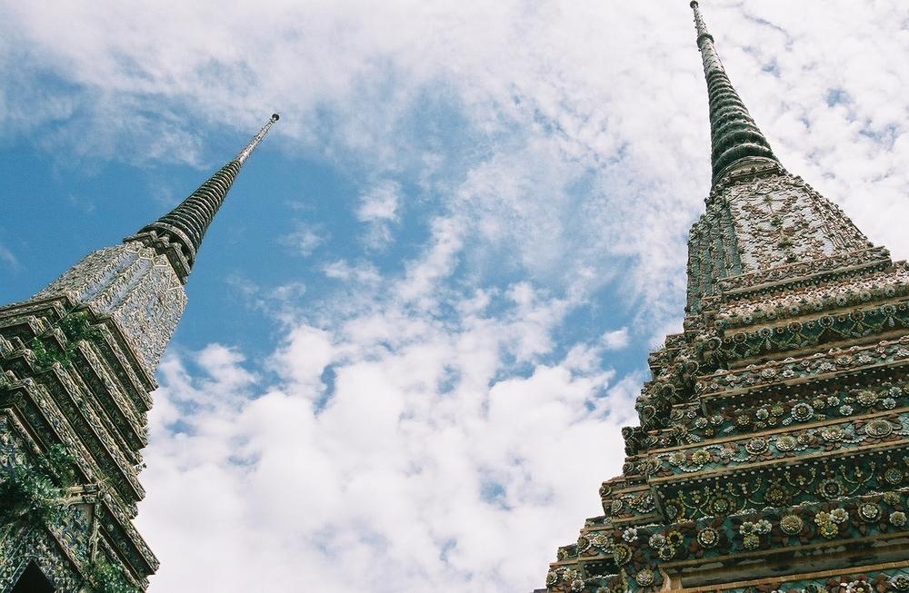Wat Arun (Temple of Dawn), Bangkok, 2005
