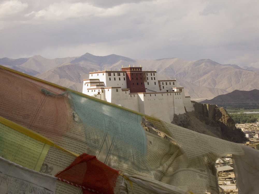 Tashilhunpo Monastery, Shigatse, Tibet, 2007