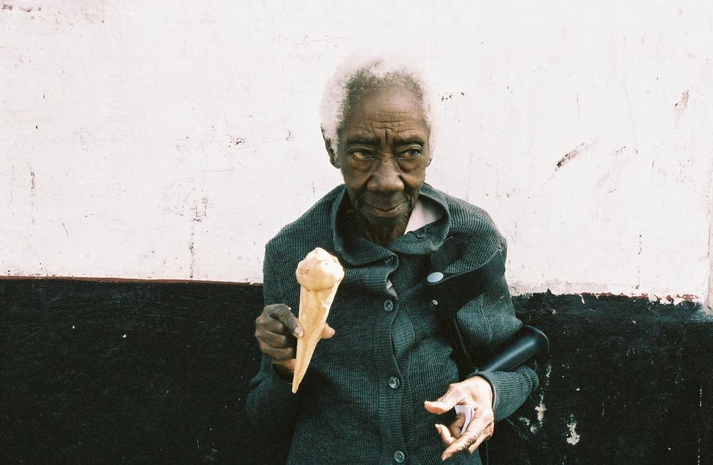 Ice Cream, Havana, Cuba, 2004