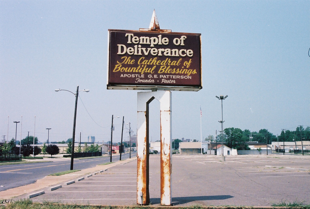 Temple of Deliverance, Memphis, Tennessee, 2004