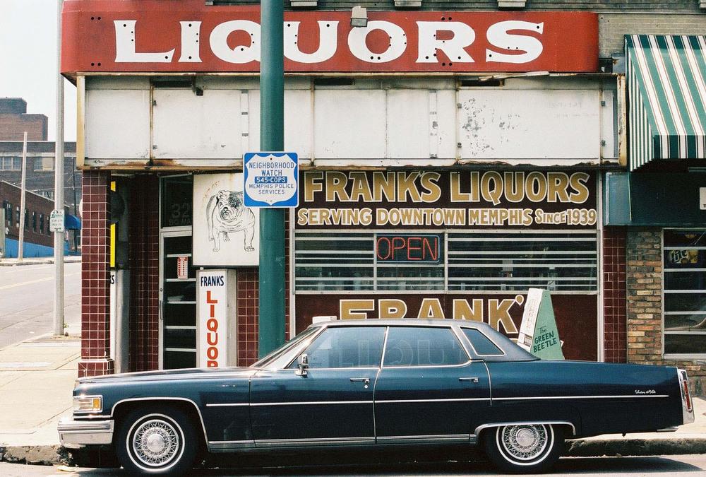 Frank's Liquors, Memphis, Tennessee, 2004