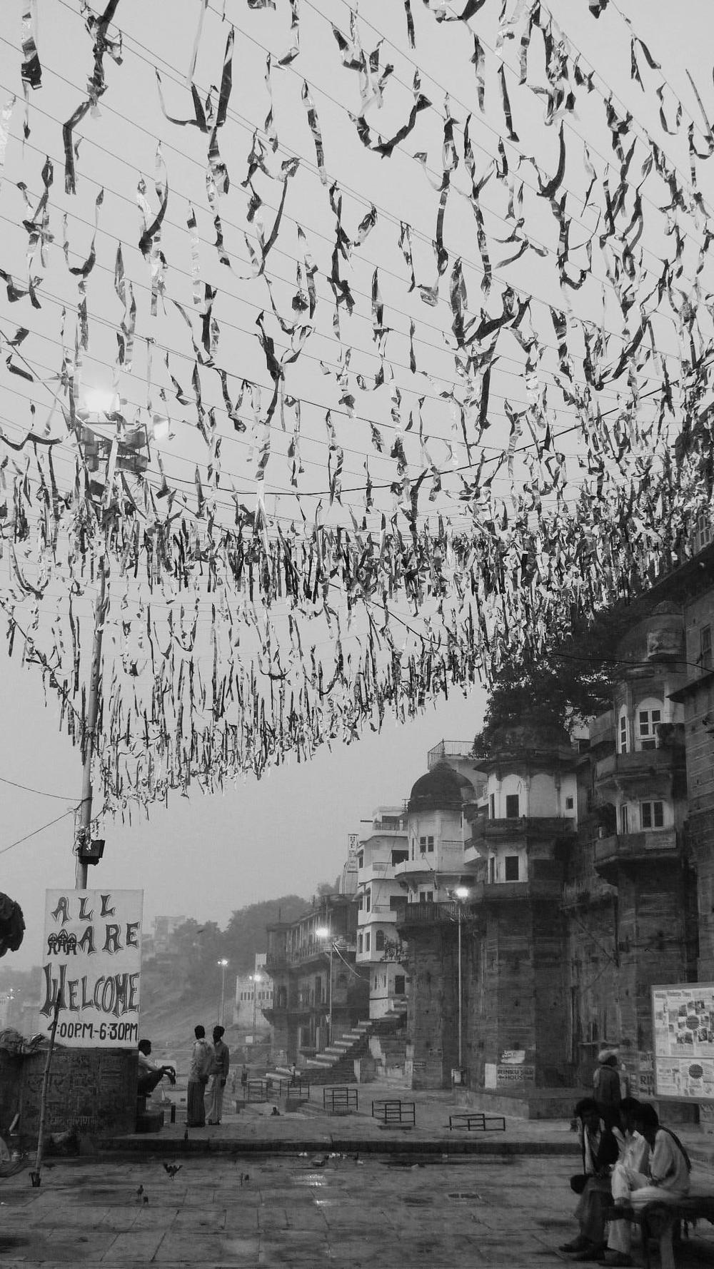 Along the River Ganges, Varanasi, India, 2009