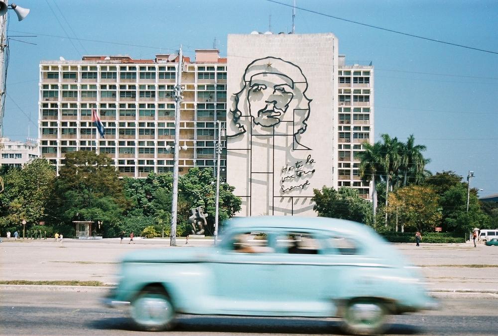 Plaza de la Revolución, Havana, Cuba, 2004