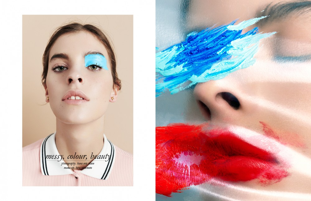 Schön! Magazine May 2016 Online Beauty Editorial Hans Eric Olson