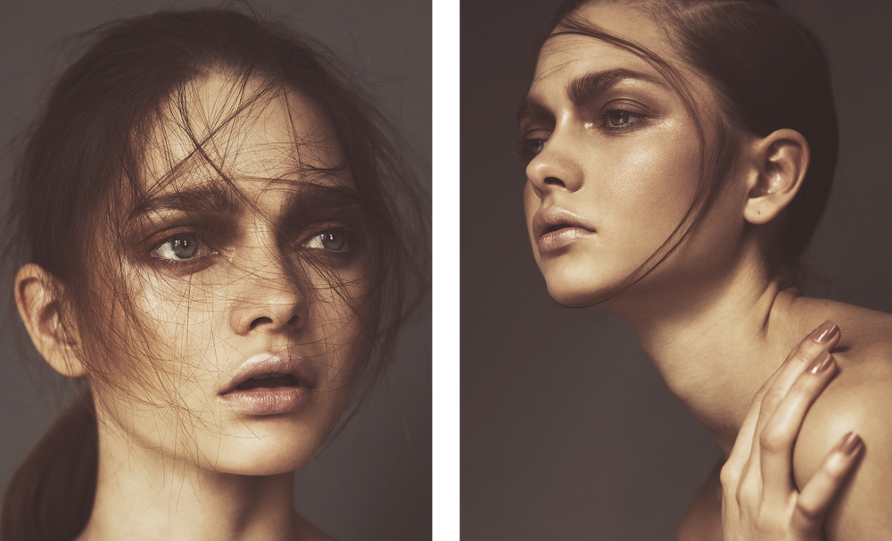 LUCY'S magazine Vol. 22  Beauty Editorial Patrick Postle