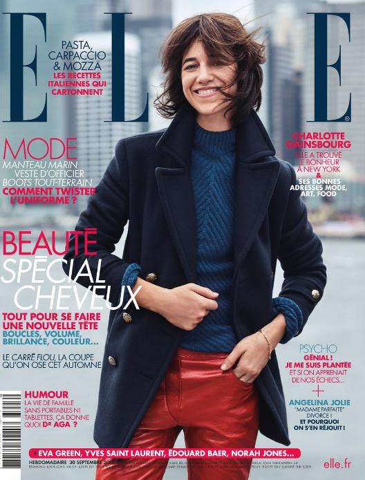 ELLE FRANCE - SEPTEMBER SPECIAL MODE ISSUE 2016 -Steven Pan