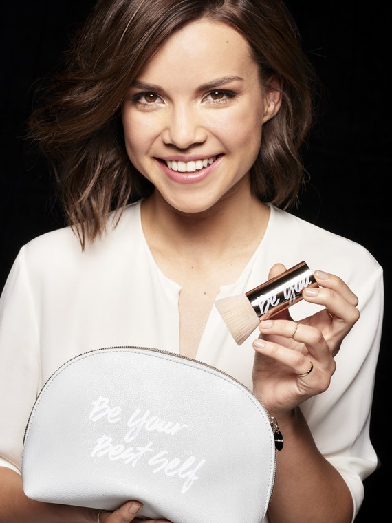 Ingrid Nilsen for BareMinerals, 2017