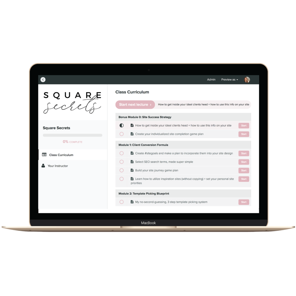 Square Secrets - an online course taught by Squarespace authorized trainer and expert Paige Brunton.png