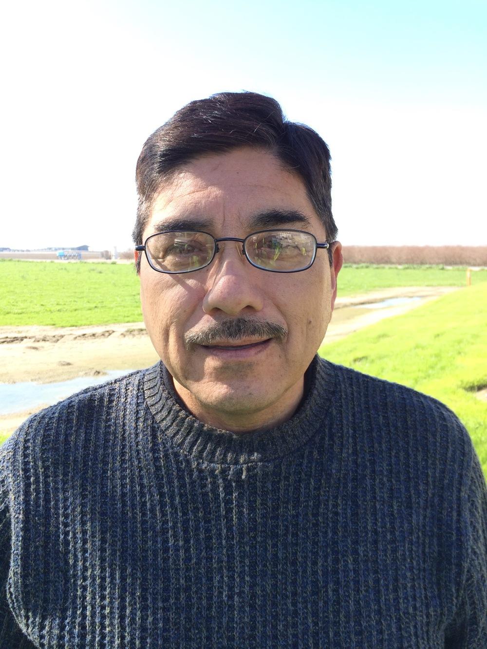 Chaplain John Gutierrez