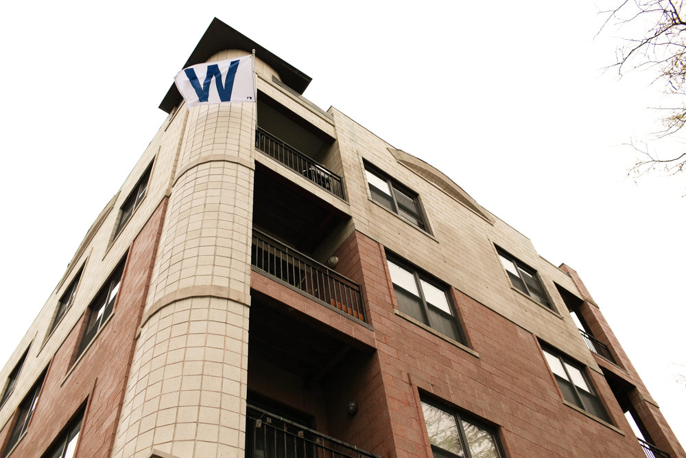If you don't know what the W is...its a Cubs tradition to FLY the W every time the Cubs WIN.