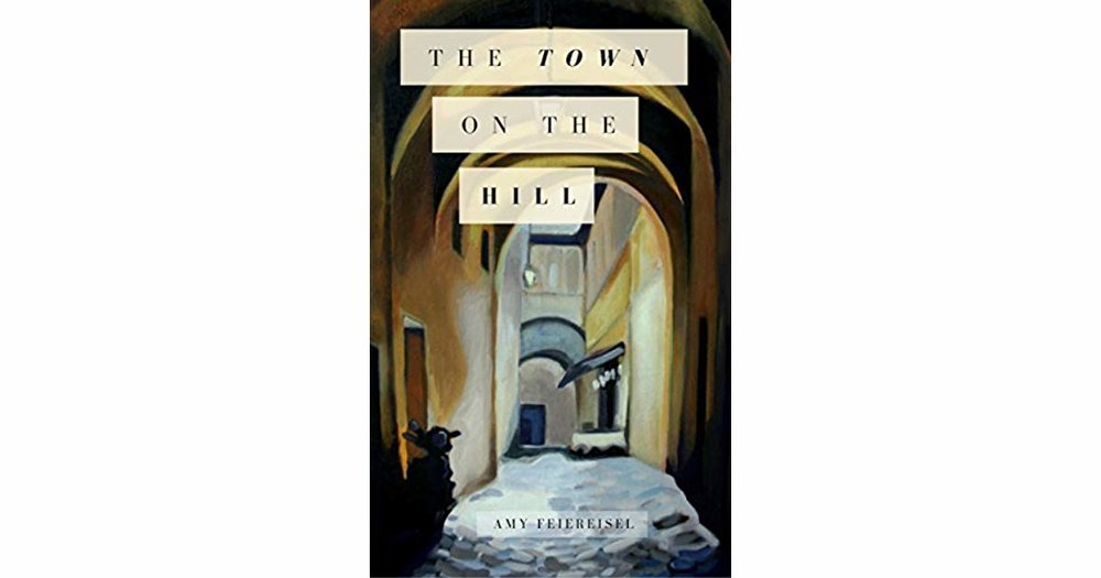 amy's collection of short stories,  the town on the hill