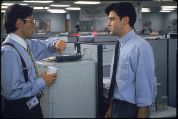 Office Space - employee motivation