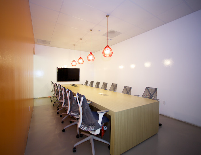 plantronics office design incentivizes telecommuting ridiculously
