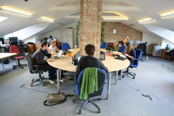 hub vilnius coworking space