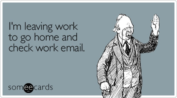 work email