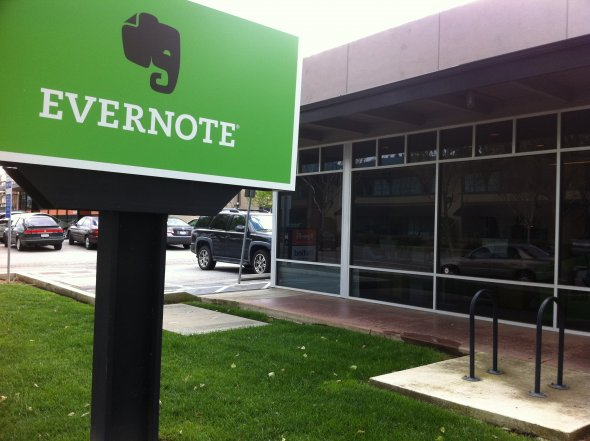 Evernote office