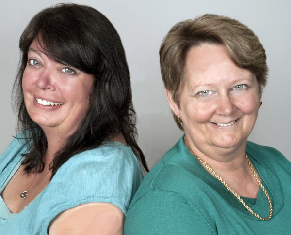 Diana Ennen and Kelly Poelke, authors of Virtual Assistant - The Series: Become a Highly Successful, Sought After VA