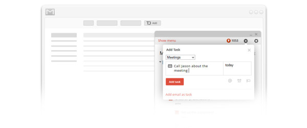 todoist gmail plugin