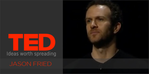 jason fried ted talk