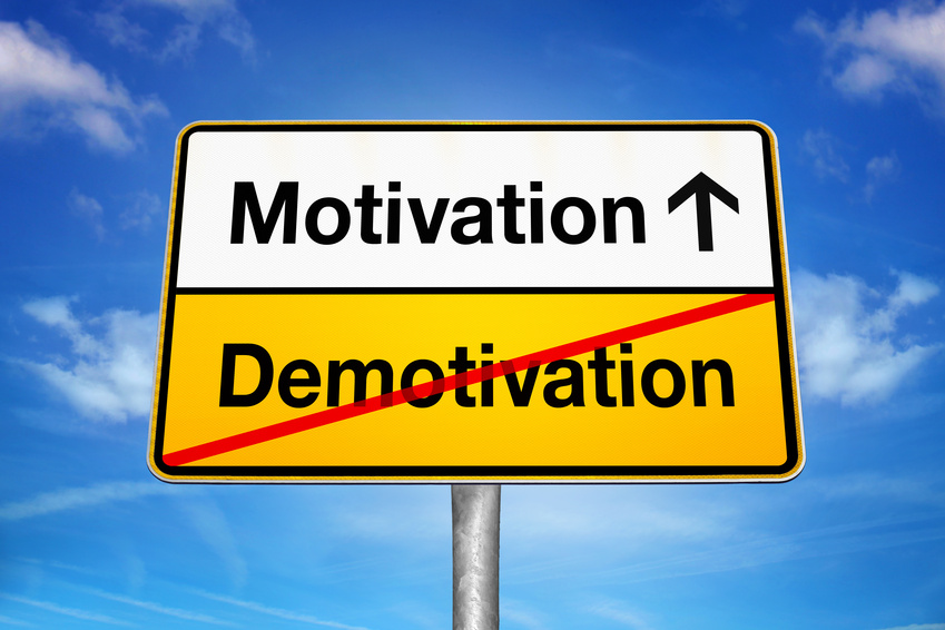 what causes demotivation in employees Effect of motivation on employee productivity: a study of manufacturing companies in  employees differ not only in their ability to work but also in their will.