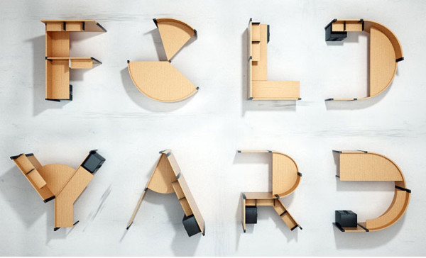typography desks