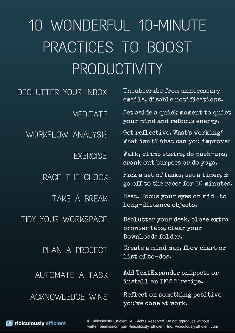10-min-practices