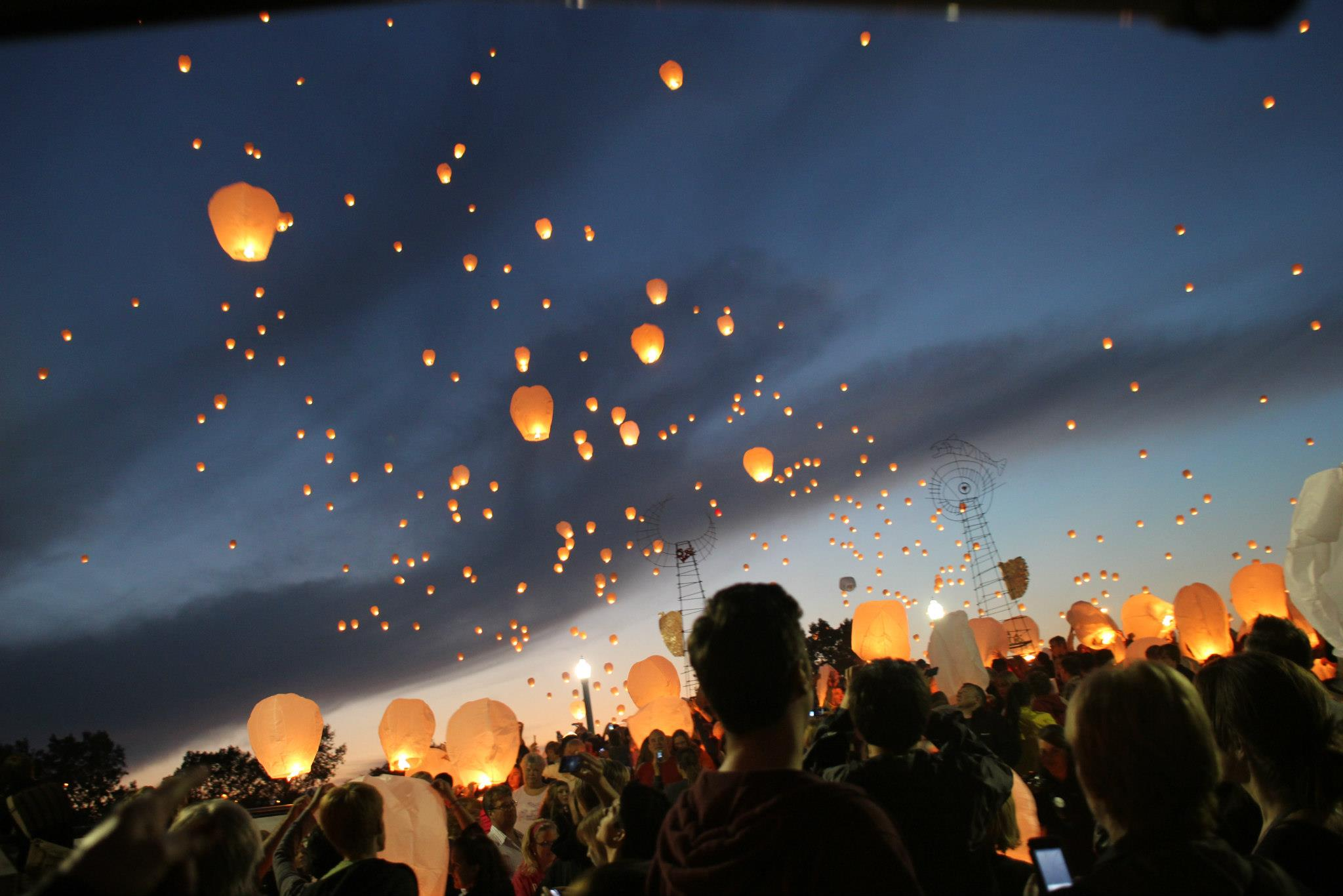 WMPRSA Program – Lights in the Night: How PR launched lanterns into the ArtPrize Top 5 (11/15/12)