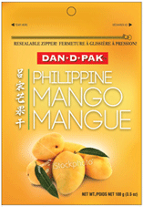 Dan-D-Pak Phiippine Mango