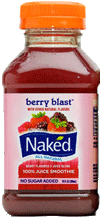 Naked Smoothie Berry Blast