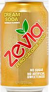 Zevia Cream Soda