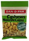Dan-D-Pak Salted Cashews