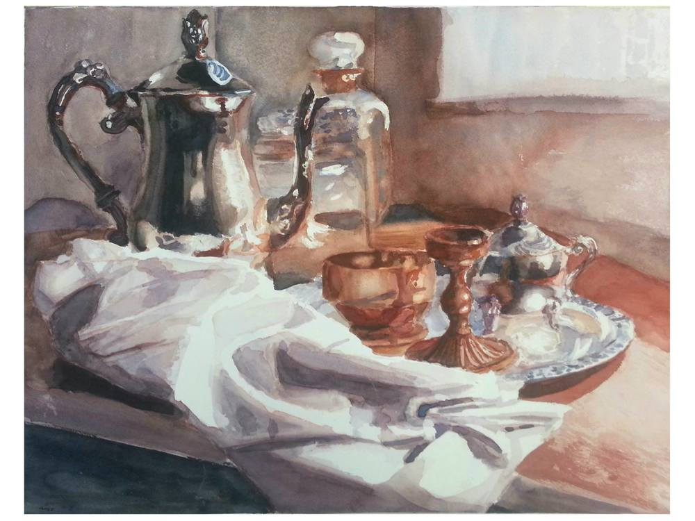 Watercolour StillLife