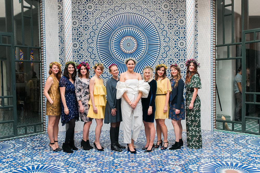 bride jumsuit hollywood hills los angeles wedding.jpg