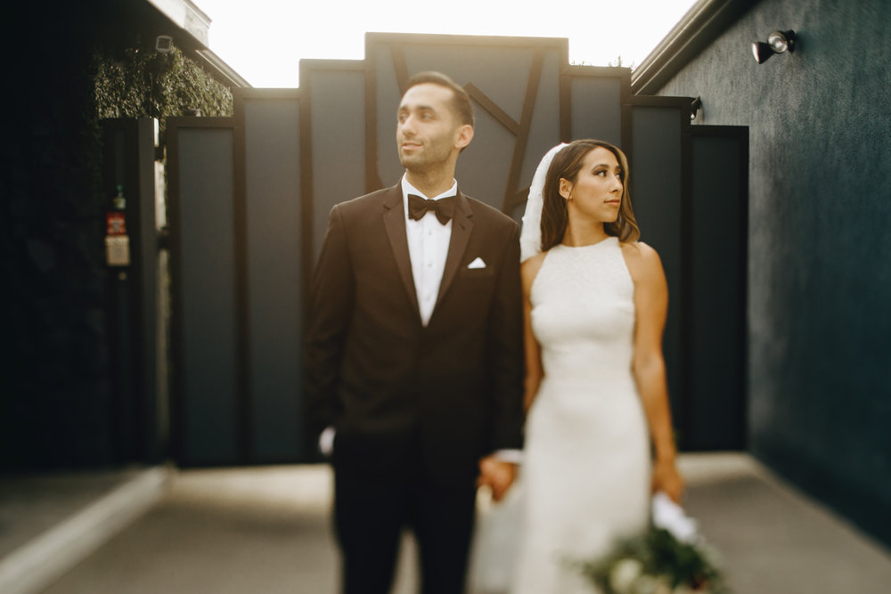 bride and groom fig house wedding los angeles.jpg