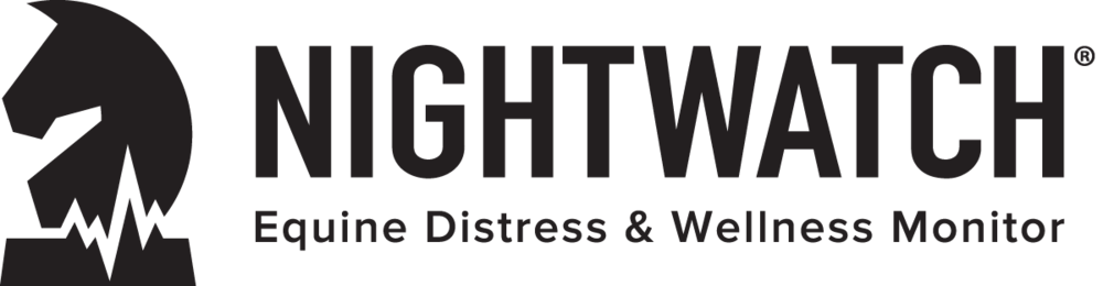 NIGHTWATCH® Logo - Horizontal - Black - PNG