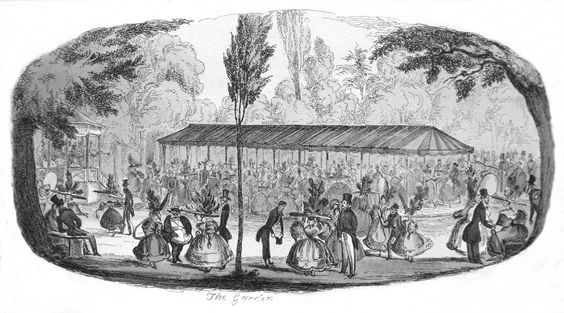 The Ranelagh Pleasure Gardens