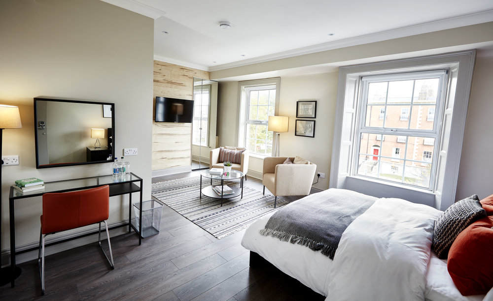 Ernest Shackleton Room (Superior Suite)