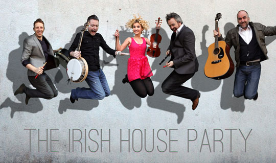 The Irish House Party