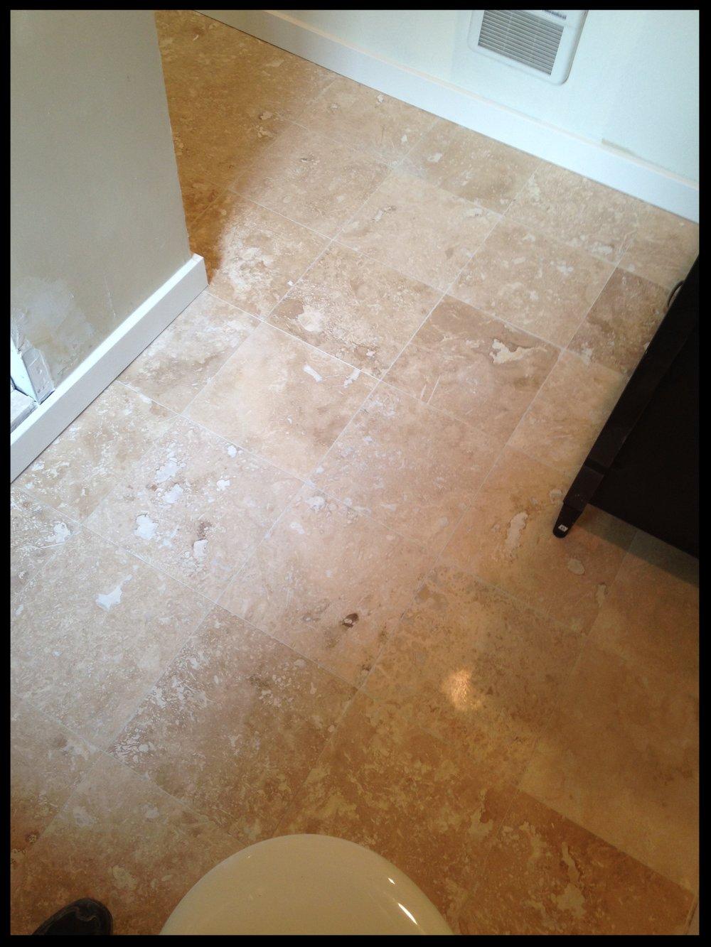 Update our flooring with KLR Custom Designs!