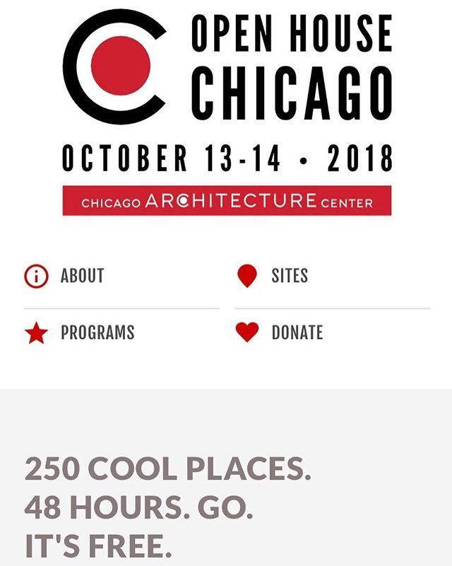 "Have you ever walked by a building and thought, ""I wish I could see what's inside?"" This weekend - Oct 13 & 14 - you can peek inside courtesy of @chiarchitecture and find out why @condenast readers voted Chicago the best big city for a second time. You can also stop by and say hi to yours truly, I'm volunteering from 1-5 on Sunday at the new CNA building located at 151 N Franklin.  #trendless #thinktrendless #cx #customerservice #userexperience #ux #experiences #disruption #leadership #customerjourney"