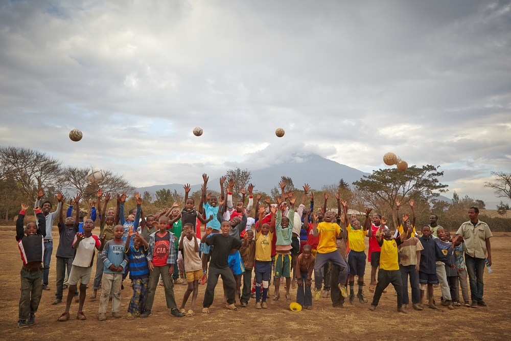 Enabling disadvantaged Tanzanian Youth to Reach their Potential