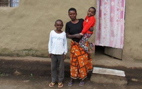 Yasinta, Elisha and Elia