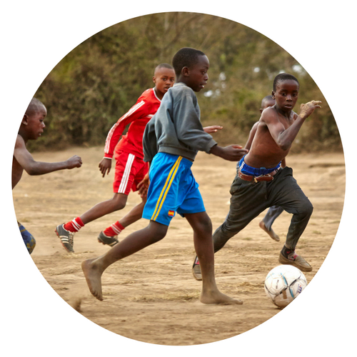Lengo Football Academy is based in Arusha, Tanzania Africa