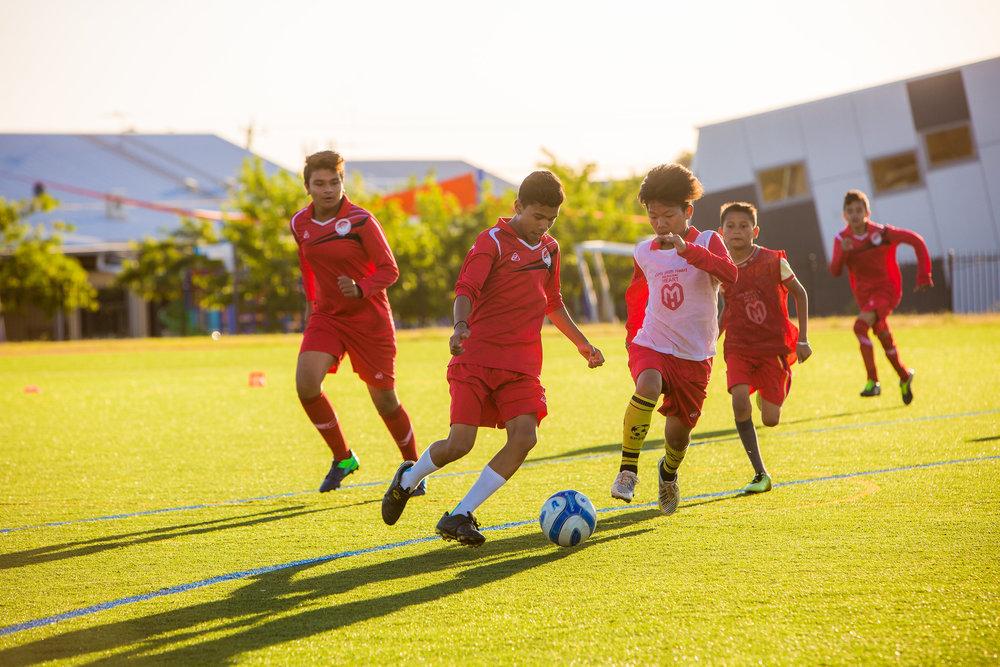 Lengo Football Academy Bhutanese