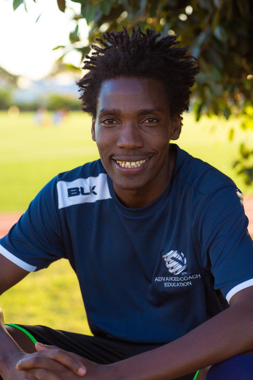 Emanuel Saakai Lengo Football Academy