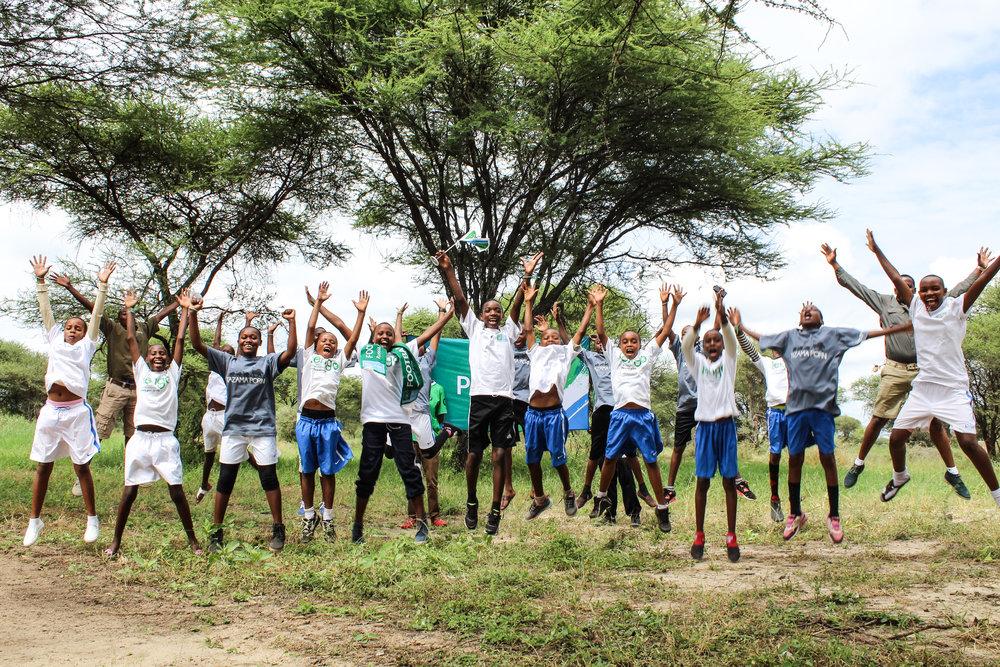 Lengo Football Academy Tazama Africa