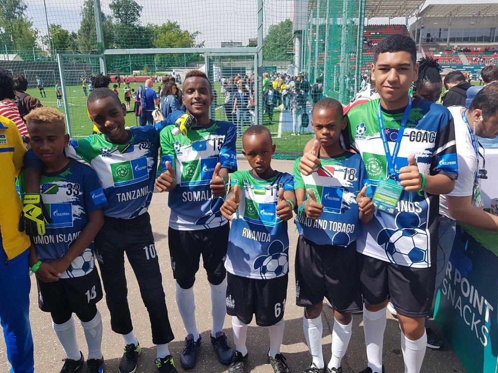 Big Turtle Team F4F Laigwanani Mollel