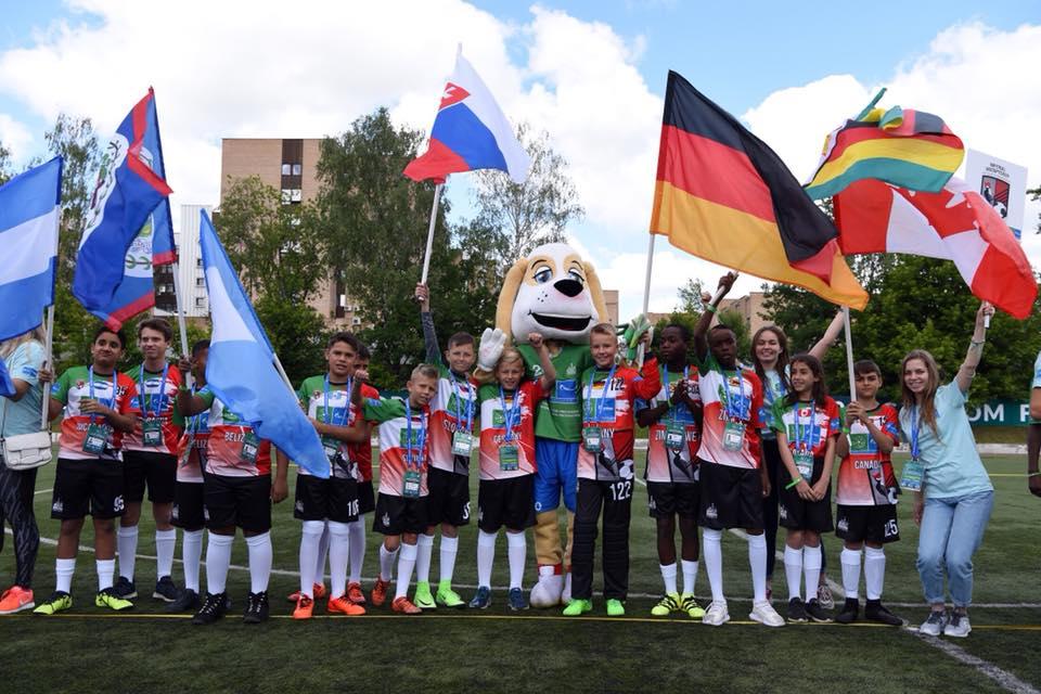 F4F 2018 Football for Friendship