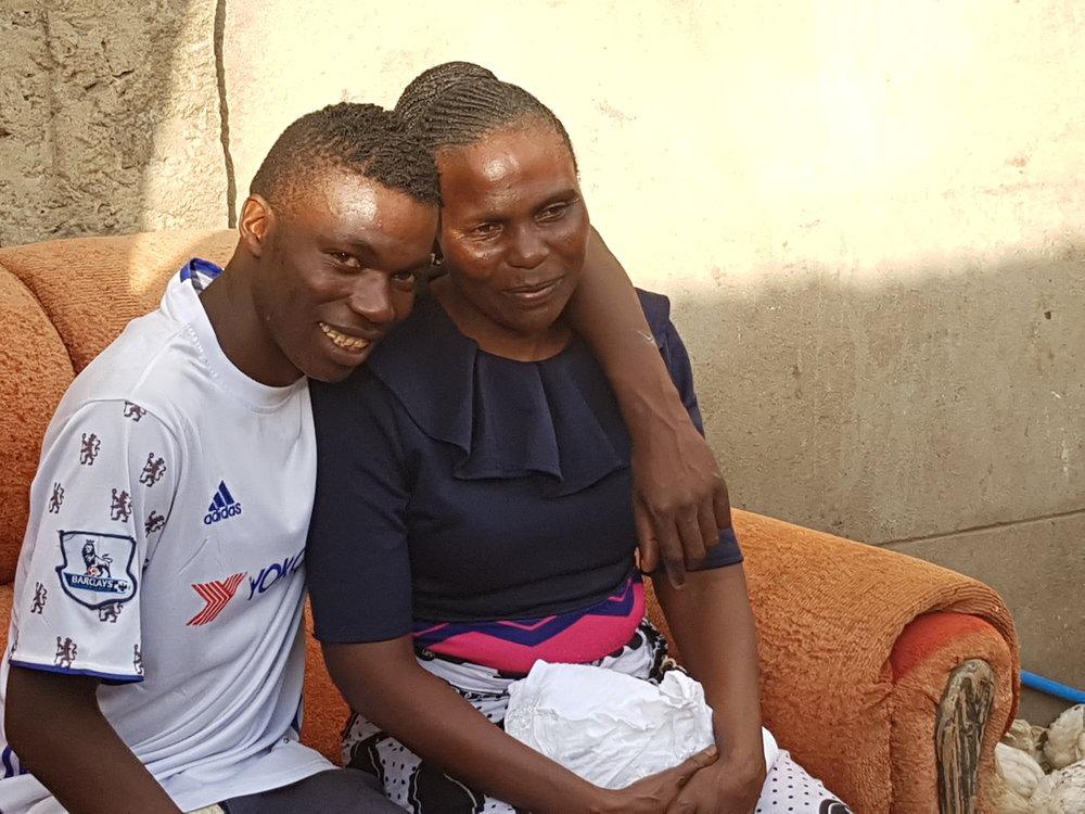 Solomon Happiness Lengo Football Academy